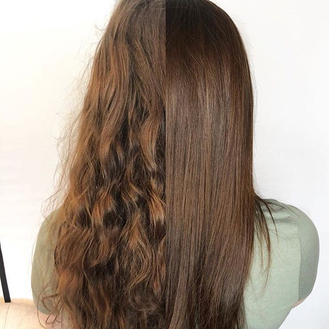 Miracle Straightener for Curly or Frizzy Hair Found