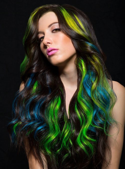 Pravana Chroma Silk Hair Color a Class of it's Own and found only at Hairology of Panama Beach Florida