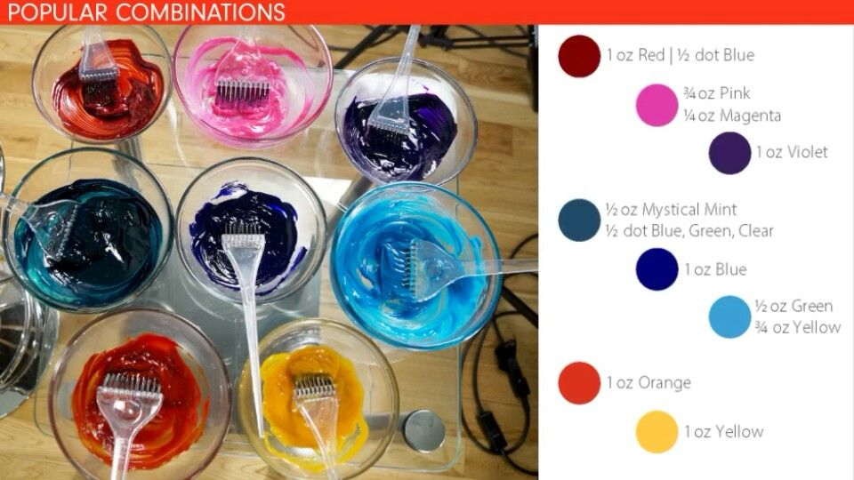Color a Class of it's Own and found only at Hairology of Panama Beach Florida